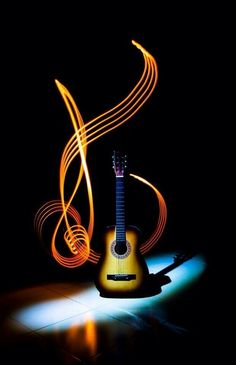 """""""Where words leave off, music begins. Music Notes Art, Music Pics, Music Artwork, Music Photo, Music Stuff, Art Music, Music Pictures, Light Painting, Musica Country"""