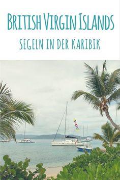 Segeln in der Karibik - British Virgin Islands