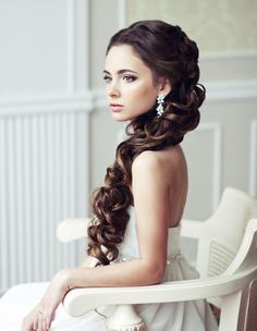 Your entire wedding day look–including jewelry, veil, and wedding hairstyle–should absolutely match the wedding dress you pick! If you go fora sexy backless dress, consider an updo hairstyle to give your back the spotlight.Strapless dresses with asweetheart neckline not only flatter just about every figure, they work well with just about any hairstyle, too! Take […]
