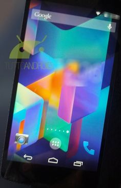Alleged Nexus 5 images show Android 4.4 KitKat interface changes - http://www.aivanet.com/2013/10/alleged-nexus-5-images-show-android-4-4-kitkat-interface-changes/