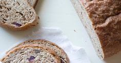 An easy rustic bread made with 100% sprouted wheat.