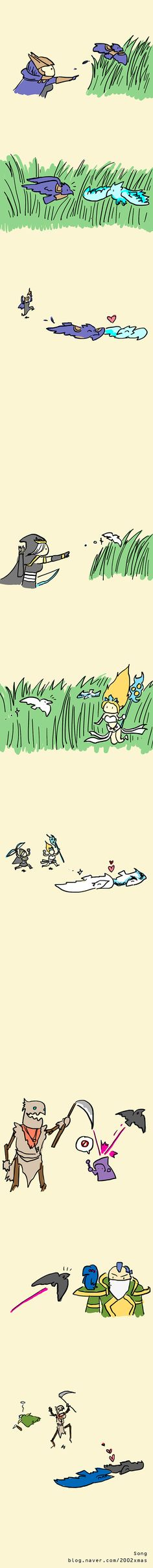 LOL - Birds by Sim-Song on deviantArt