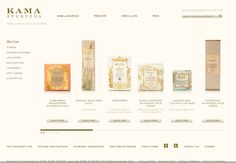 Pout Pretty| Beauty, Makeup and Everything That's Pretty!: Just a click away: Kama Ayurveda launches its e-store