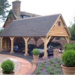 detached garage detached garage plans detached garage ideas detached garage with breezeway detached garage design (Shed Plans With Loft) Carport Plans, Carport Garage, Garage Plans, Shed Plans, House Plans, Garage Ideas, Garage Exterior, Carport Patio, Pergola Kits