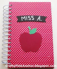 DIY Back to School Notebooks