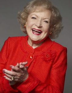 Betty White ~ 'Hot in Cleveland'