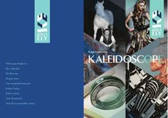 Kaleidoscope catalogue - click on the image above to be taken to the exhibition guide