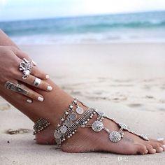 handmade floral design boho gypsy beachy ethnic tribal festival jewelry turkish bohemian of Women