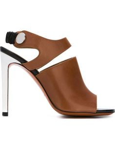 Carven stiletto sandals