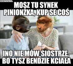Polish Memes, Very Funny Memes, Meme Meme, Einstein, Funny Pictures, Smile, Humor, History, Funny Pics