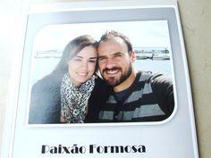 Livro personalizado. História de Amor. Paixão Formos. Portfólio - Biografias por Encomenda