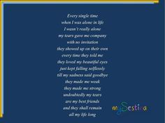 #poem #tears #bestfriends for #life #bff
