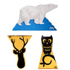 Tierische Eiskratzer - Geschenke von Geschenkidee