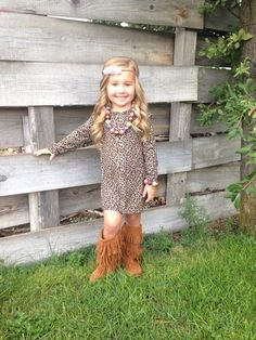 This+leopard+print+pencil+dress+is+just+simply+adorable!!!+It+pairs+soo+cute+with+our+denim+and+lace+vest+and+a+pair+of+boots!+Very+cute+for+Back-to-School!+A+must+have+in+every+Cutey+Patuteys+closet!    Available+in+sizes+2T-6    ***Ad+with+all+of+our+products,+wash+on+cold+and+hang+to+dry***