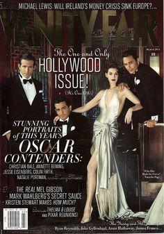 Vanity Fair Hollywood Issue...stunning