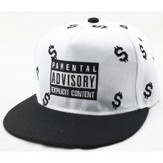 Tendencia 2016 nueva gorra de béisbol para mujeres y hombres carta de asesoramiento Hip Hop plana