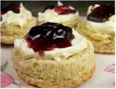 Real English Scones. Absolutely the best scone recipe I've tried. They are tender and delicious!
