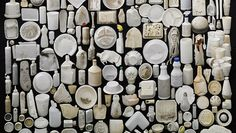 """Our ocean trash is turned into art by photographer Barry Rosenthal in his series """"Found in Nature"""""""
