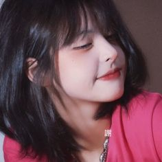 Human Reference, Lost & Found, Ulzzang Girl, Aesthetic Girl, True Beauty, Korean Girl, Kawaii, Cute, Hair