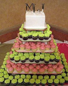 DIY Bohemian Wedding Cupcake Flag and Dessert Tag Printables | The Elli Blog
