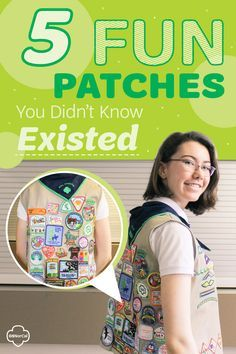 Fun patches are one of our most popular items in our GSNorCal retail stores. With no specific requirements, they're the perfect way to spark new ideas to help facilitate girl-led activities! Cadette Girl Scout Badges, Girl Scout Brownie Badges, Junior Girl Scout Badges, Girl Scout Juniors, Girl Scout Cookies, Cadette Badges, Girl Scout Daisy Activities, Girl Scout Songs, Daisy Girl Scouts