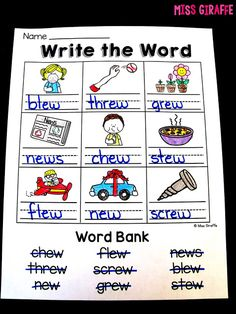 First grade phonics worksheets - so many different ones!!