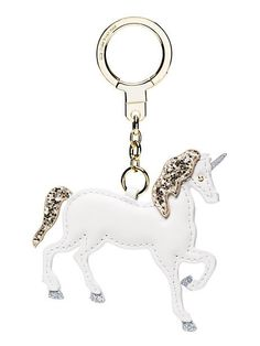 Kate Spade Unicorn Keychain