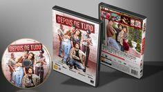Depois De Tudo - Capa | VITRINE - Galeria De Capas - Designer Covers Custom | Capas & Labels Customizados