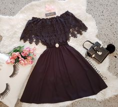 Cute Casual Outfits, Pretty Outfits, Beautiful Outfits, Casual Dresses, Cute Prom Dresses, Pretty Dresses, Short Dresses, Mode Outfits, Dress Outfits