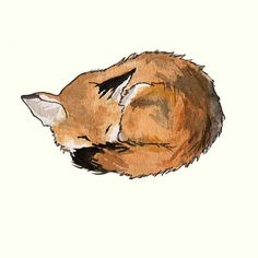Serious about this fox tattoo. Maybe back of the neck?