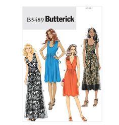 Butterick 5489