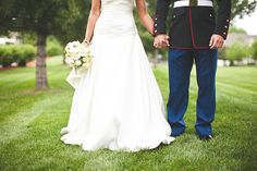 Marine Corps Wedding Photography » Rally Point