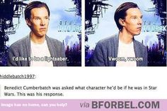 You can and you will, Benedict