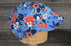 Your place to buy and sell all things handmade Cap Girl, Boy Or Girl, Toddler Sun Hat, Nantucket Red, Fabric Board, Cute Caps, Baby Eyes, Fabric Combinations, News Boy Hat