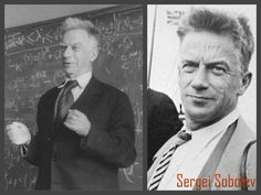 Sergei Sobolev born in 1908 was a Soviet mathematician working in mathematical analysis and partial differential equations. Sobolev spaces are used for growth conditions on the Fourier transforms and are an important subject in functional analysis.  Generalized functions (later known as distributions) were first introduced by Sobolev in 1935 for weak solutions. The theory of distribution is considered now as the calculus of the modern epoch.   #CelebratewithLThMath