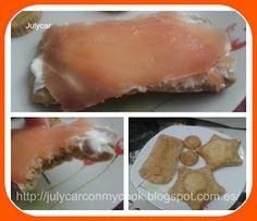 Recetas Dukan By Julycar: Tostas crujientes de tofu