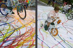 Resultado de imagen de bybike painting