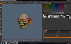 A very casual painting demonstration at The Animation Workshop in Viborg. 3d Coat, Sculpting Tutorials, Viborg, Digital Sculpting, Game Assets, Zbrush, Workshop, Animation, Painting