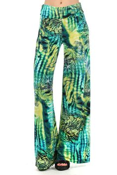 palazzo yoga pants ... great design.. small med by Foreverpeace, $32.99