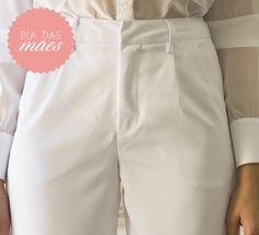 Calça Pantalona - R$105