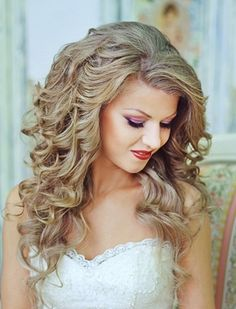 Crucial Bridal Hairstyle