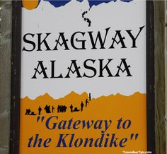 A day in Skagway on a Alaska Cruise  Thanks to the company I work for Stampin' Up!   Linda Bauwin Your CARD-iologist