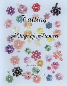 Gallery.ru / Фото #1 - Tatting_Rings_of_Flowers - mula