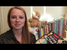 Usborne Telling Time Books - YouTube Usbornebookbattalion.com Find me on Facebook, youtube, & instagram @usbornebookbattalion