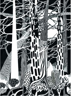The Forrest Print