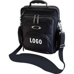 Oakley vertical messenger bag . Let us source and imprint that perfect Promotional item or Gift  for your Business. Get a Free Consultation here:  http://www.promotion-specialists.com/contact-us/get-a-free-consultation/