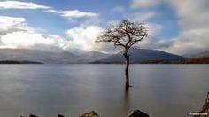 Loch Lomond national park national parks scotland sgp