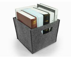 20% OFF! Filz Aufbewahrungstasche Kiste Kasten Stoff Küche Aufbewahrung Filz Haushalt Felt Storage Box bag Speicherung gift for E931-MGra01