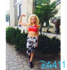 Photo: Peyton List Cute In Her Workout Apparel July 9, 2014