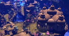 Minecraft Architecture, Secret Places, Flower Petals, New Life, Dawn, The Past, Old Things, Fantasy, Explore